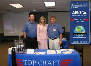 Mark, JP & Gary at the AIAG and Global Tooling Alliance Networking Event
