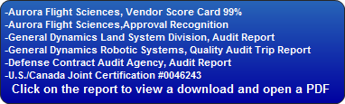 Report Summary for Audits